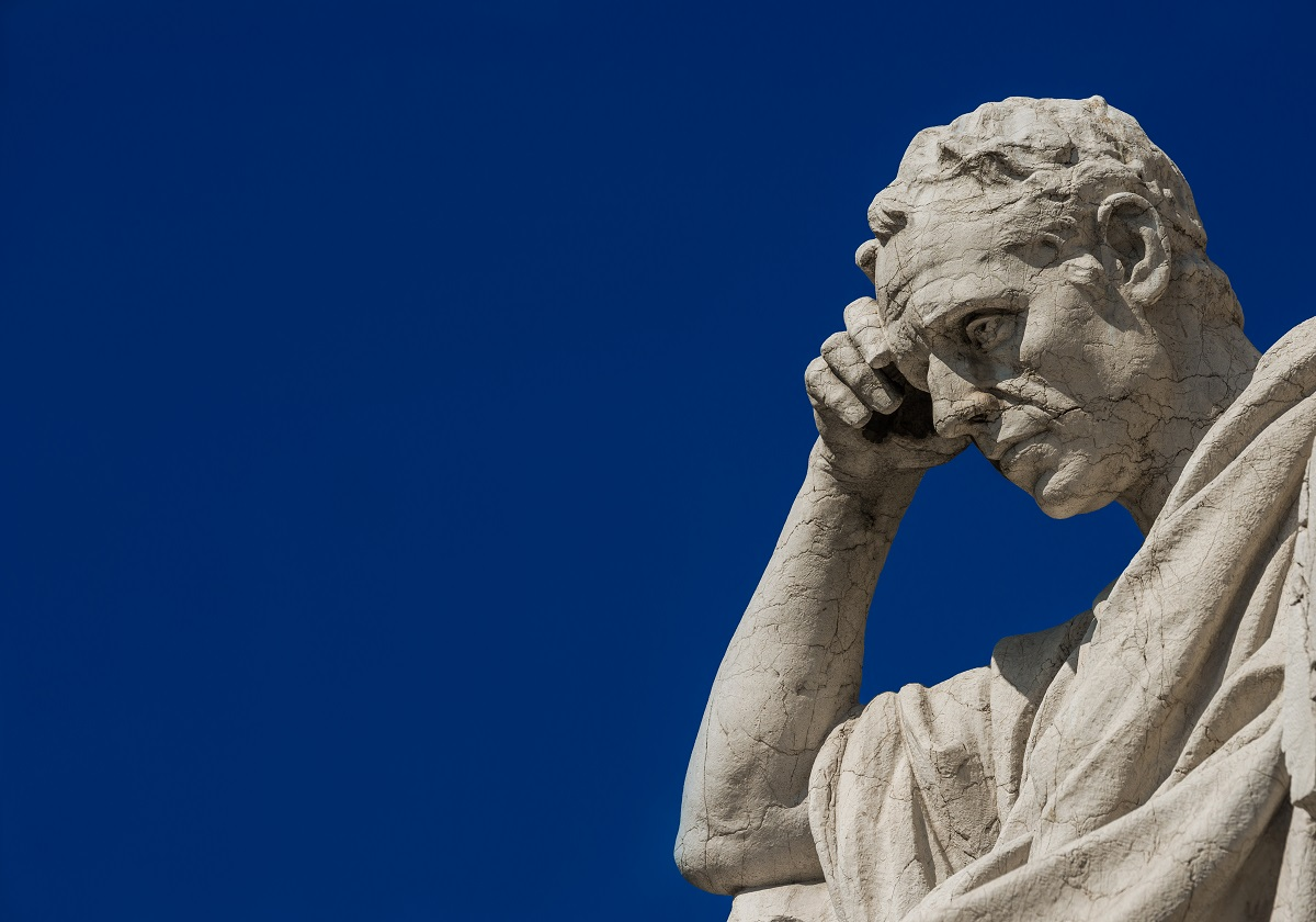 Julian the jurist statue